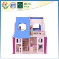 Plan Toys Wooden Hobby Dollhouse