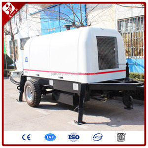 Good cost performance jianxin concrete pump truck mercedes