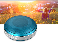 Portable Bluetooth speaker for car,build-in SPL subwoofer