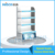 Acrylic Material Cosmetic Store Display Holder Pop Floor Stand Single-sided Feature Display Stand Type Fruit Vegetable Display