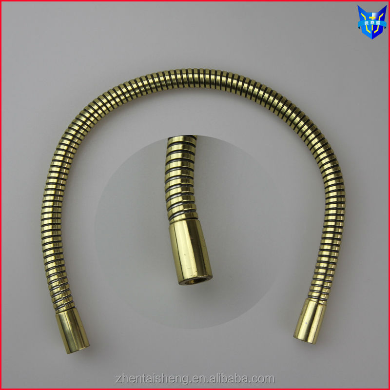 Good quality china factory brass flexible gooseneck tube