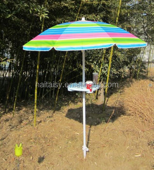 Factory Customize Plastic Cup Holder For Patio Umbrella Table Beach Umbrella  Accessories
