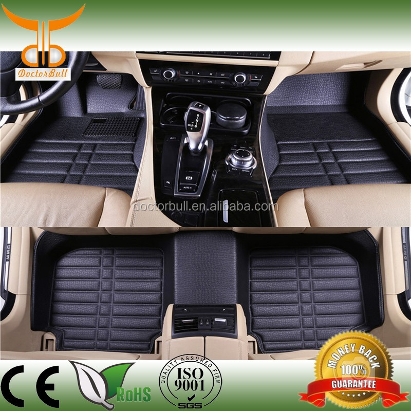Unique car mat for 3d car mat RAV4 SUV F10 RAM