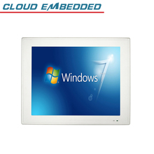 15 inch Industrial Embedded Rugged Touch Screen Panel pc, Win All Systems, Onboard CPU RAM