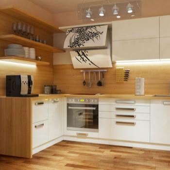 Material De Madera Y Muebles De Diseño Barato De Armario Laminado De Cocina De Nombre Gabinetes De Cocina Modernos Buy Mueble De Cocina De