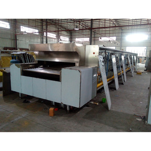 Automatic bread bakery equipment tunnel oven production line prices for sale