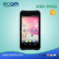 OCBS-D9000 5.5 Inch Android 1d Barcode Scanner PDA with Screen
