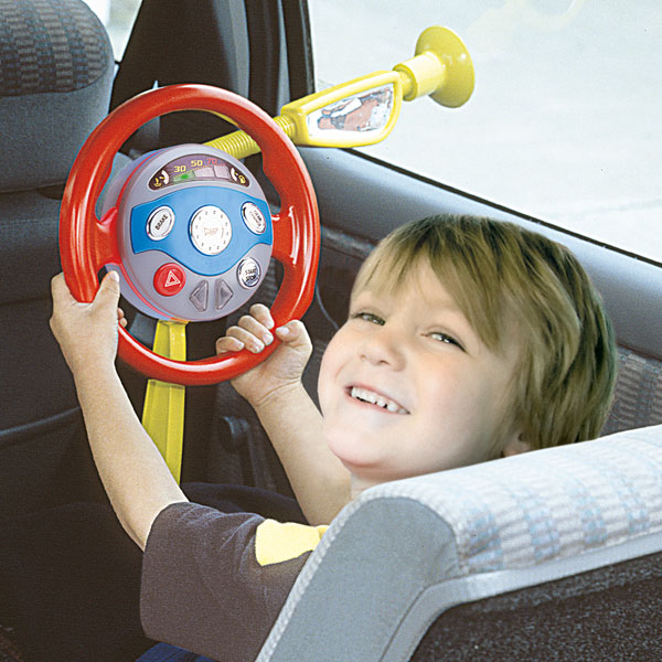 Kids Steering Wheel Toy For Car Seat, Kids Steering Wheel Toy For ...