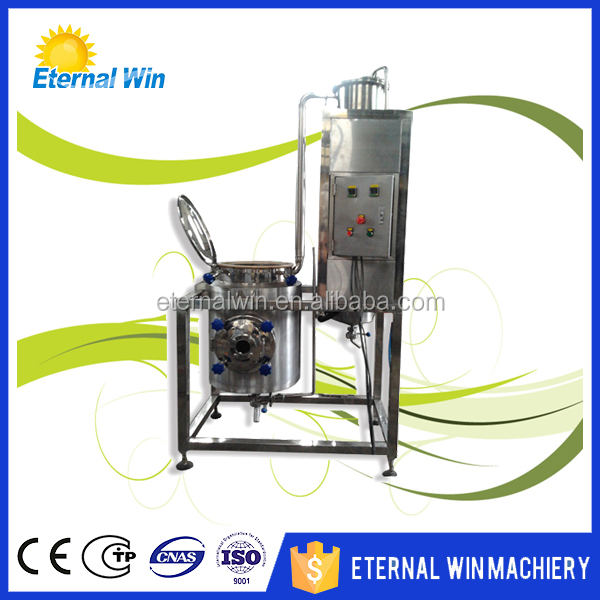 high quality essential oil distillers/essential oil extraction machines