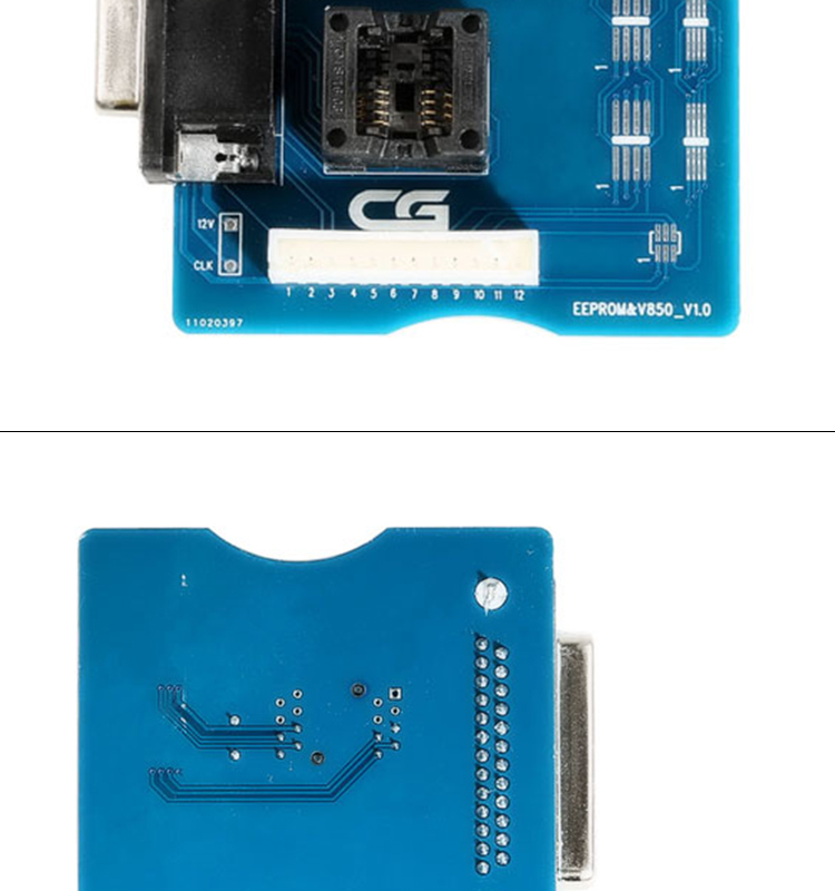 AKP159 2018 Newest and High Quality CG Pro 9S12 Free-scale Programmer Next Generation of CG-100