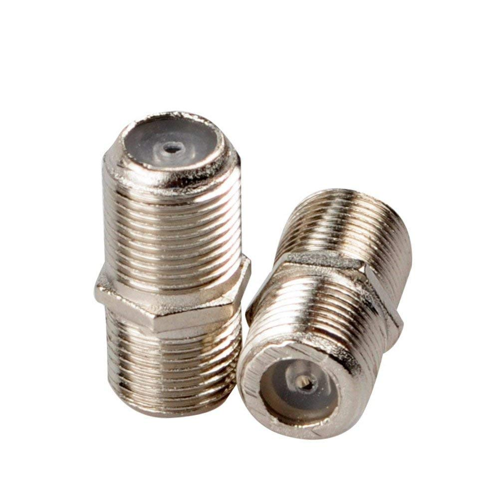 DOLPHIN COMPONENTS CORP DC-79-10 Coupler,Cable,BNC//Female,RG59,PK10
