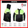 high quality motorcycle racing rain suits 190t nylon waterproof jacket