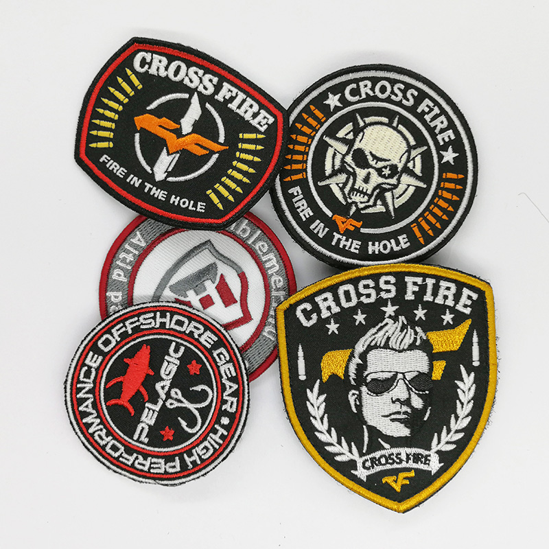 Custom Embroidered Cool Patches For Jeans - Buy Cool Patches For  Jeans,Embroidered Patches,Custom Patches Product on Alibaba com