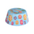 #37 Bakery new style greaseproof paper high temperature cupcake with single packing
