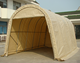 car shelter single shelter round roof folding car shelter