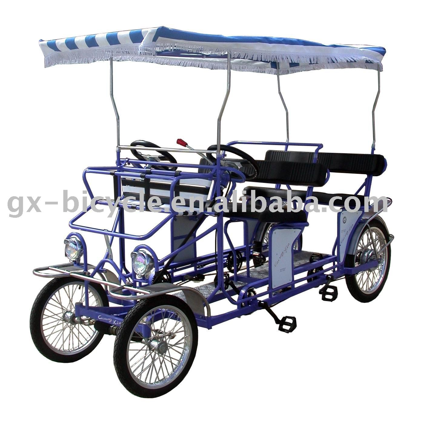 BLU BIKE QUAD-CYCLE
