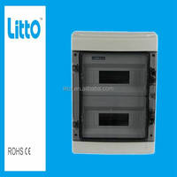 IP65 ABS and PC Plastic HA Distribution Enclosure Box