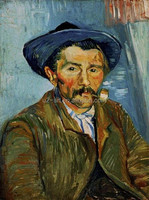 Van Gogh The Smoker decoration art painting for home