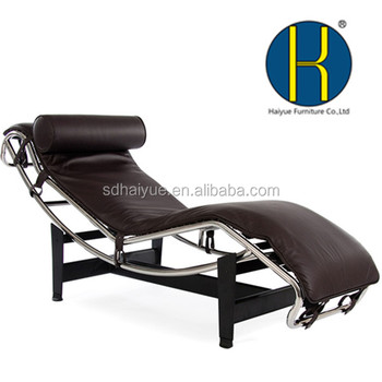 Modern Design Relaxing Lounge Chair Relaxing Le Corbusier Chaise ...