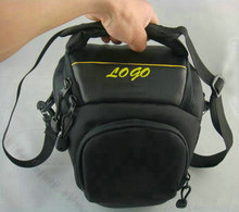 DSLR Digital Camera Bag Case Fit Nikon D90 D5100 D7000 D3100 D80 D3200 D5200 P500