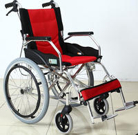 New arrival in multi color with aluminum material wheel chairs PHW868