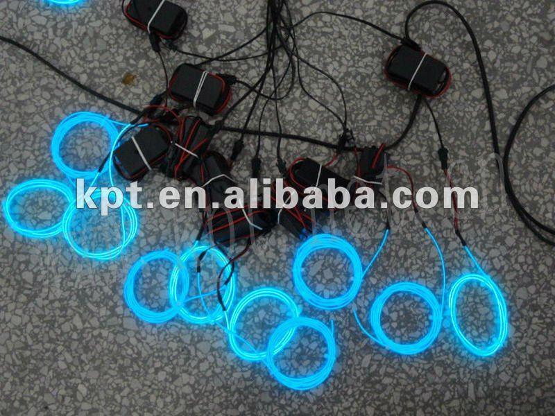 Diy El Neon Wire Cable For Toy - Buy Flash Light Diy El Wire,Neon ...