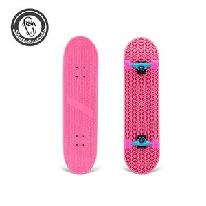 Direct from factory china Best seller four wheel 100% quality Plastic Longboard