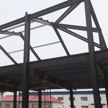 Easy installation Light steel structure cow house