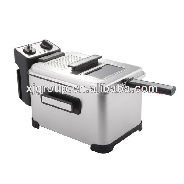 CE,GS approved deep fryer 4L capacity