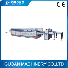 High cost efficient and quality SDSG-1200 manual uv varnishing coat machine for cover (single-set)
