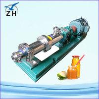 sanitary food grade liquid pumps