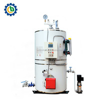 100 Kg Per Hour Gas Oil Heating Steam Boiler Price
