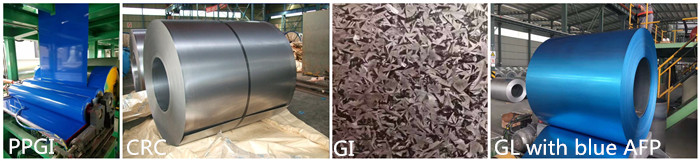 hot dip galvanized coils manufacturers