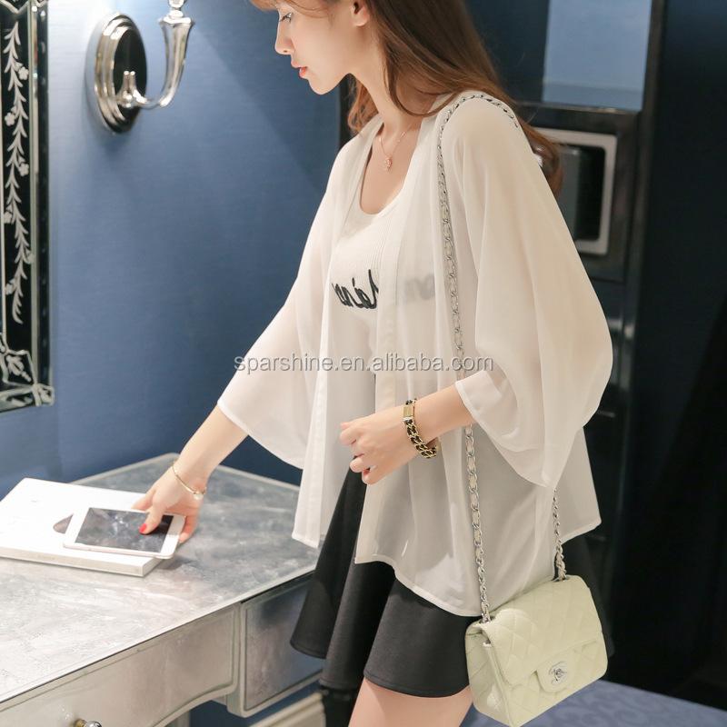 27d18ab96fe14 2017 Nuevo Producto blusa para las mujeres de dama de moda colgante blusa  estilo coreano
