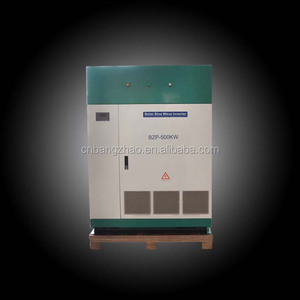 500kw high voltage 600VDC solar energy storde system hybrid Inverter
