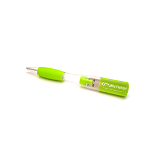 Competitive Marketing Ultra-soft Rubber Grip Different Color USB Pen