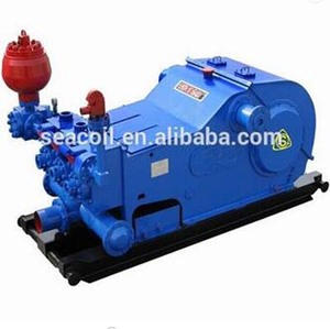 F 1600 HP -Series Triplex Plunger Mud Pump and spare parts for oil well drilling