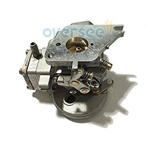 Replaces 6E0-14301-05 / 6E3-14301-00 Outboard Carburetor For 4HP 5HP Yamaha Outboard Engine 2 Stroke carburetor