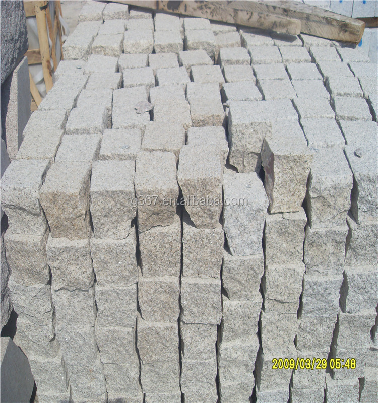 cubes and Chinese granite g350 cubestone