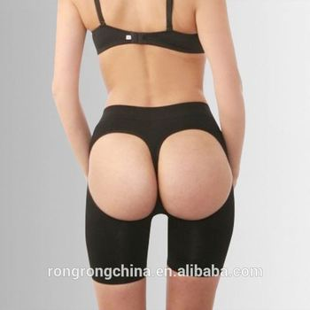 Women Sexy Butt Lift Booty Bra Invisible Panty Shaper Panties
