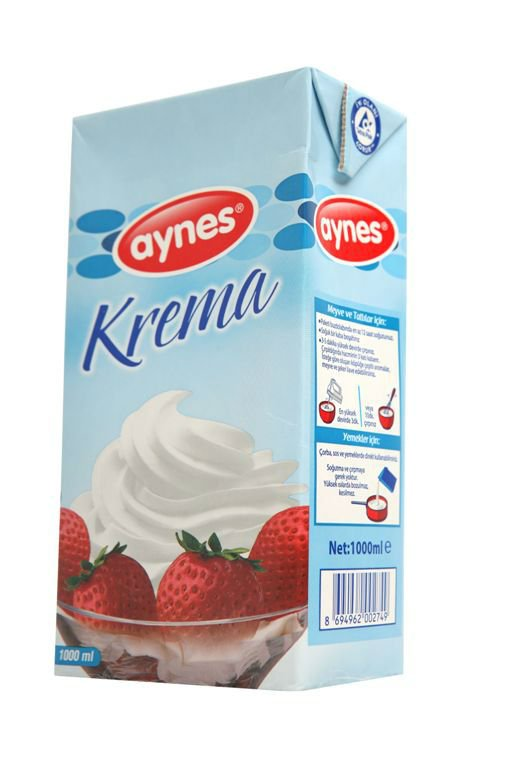 Aynes 1000 Ml Whipped Cream