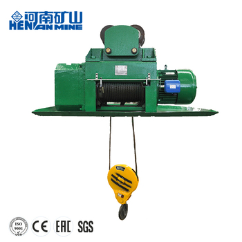Wire Rope Pulling Electric Motor Lifting Hoist - Buy Motor Lifting ...