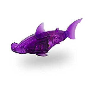 Purple Hammerhead Shark: HEXBUG Aquabot 2.0 Single Pack