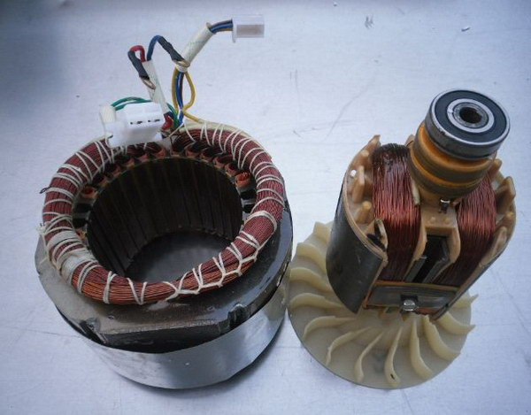 Economic new products stator rotor generator 950