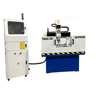 6060 CNC Metal Milling Machine For CNC Metal Engrave