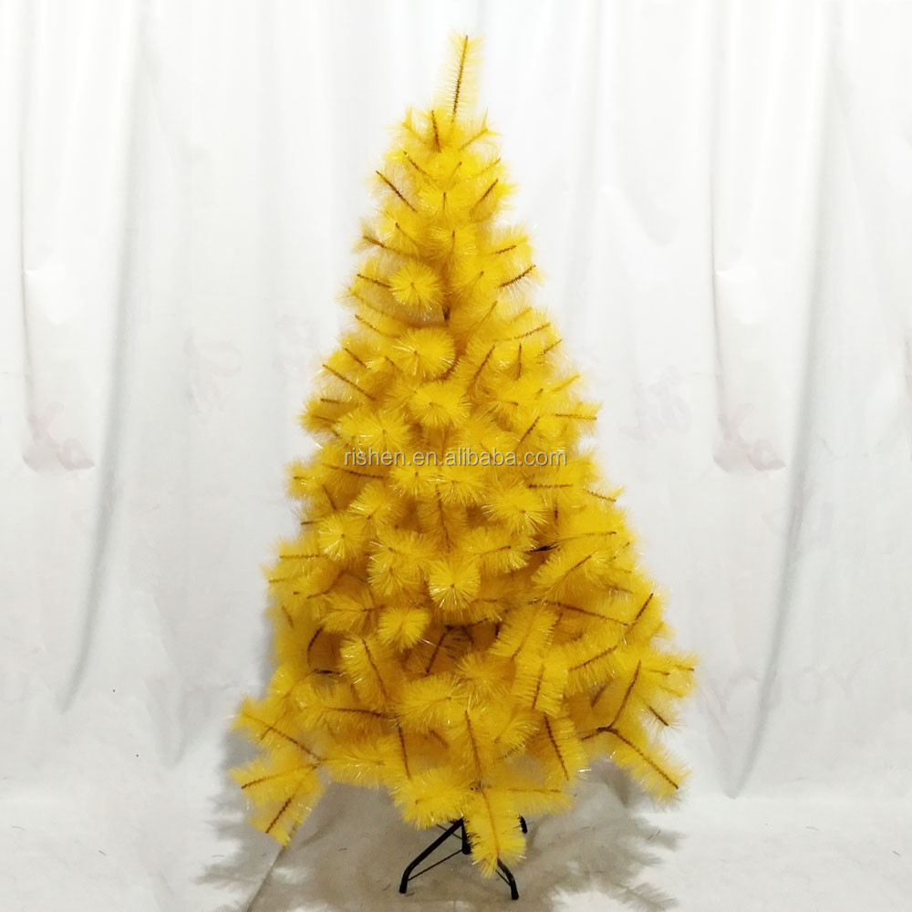 Yellow Christmas Tree, Yellow Christmas Tree Suppliers and ...