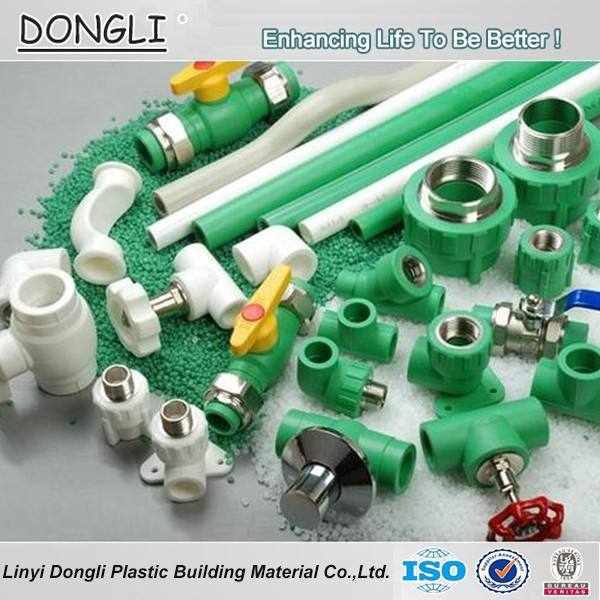 Imported PPR material ppr hot water heater union socket ppr pipes and fittings