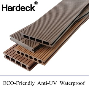 plastic wood deck board/price wpc/price wpc flooring outdoor