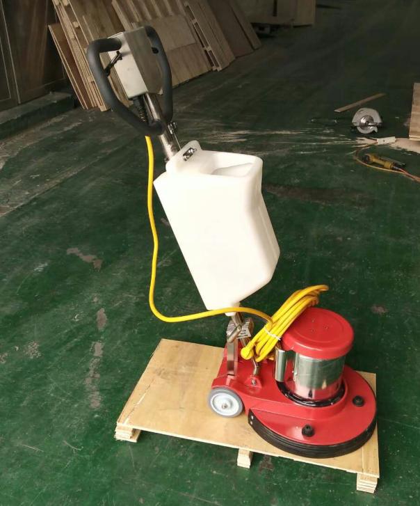 JS Floor Wax Polishing Machine
