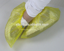 CPE PE Nonwoven Medical Disposable Shoe Cover
